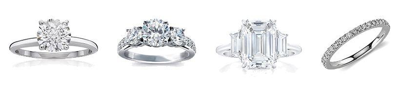 anillos de compromiso comprar